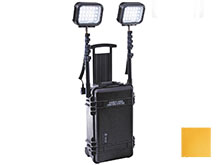 Pelican 9460 Remote Area Lighting System - 12000 Lumens - with Integrated SLA Battery - Black (094600-0000-110) or Yellow (094600-0000-245)