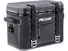 Angle Shot of the Pelican SC24 Soft Cooler