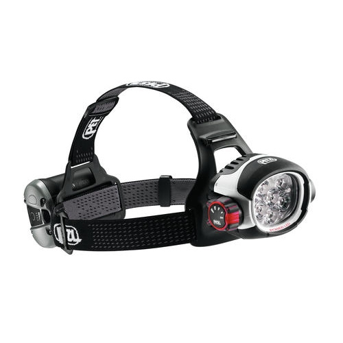 Petzl Specialized Ultra Rush Rechargeable LED Headlamp - 760 Lumens - Includes Li-Ion Battery Pack (E52-H)