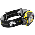 Petzl Compact Rugged PIXA 2 LED Headlamp - 80 Lumens - HAZLOC Class I, Div 1 and 2 Certified - Includes 2 x AA/LR6s (E78BHB-2UL)