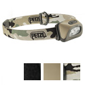 PETZL E89AA Tactikka+ Headlamp - White and Red LEDs - 250 Lumens - Includes 3 x AAAs - Multiple Colors