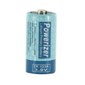 Powerizer CR123A (1000PK) 1300mAh 3V Lithium Primary (LiMNO2) Button Top Batteries - Case of 1000