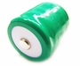 Powerizer MH 1/2 D-cell 3500mAh 1.2V 3.5A Nickel Metal Hydride (NiMH) Button Top Battery - Bulk