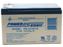 Main image of Powersonic PS-12120 battery