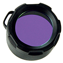 Powertac Blue Filter for Cadet, E5, E5R, E9, and E9R