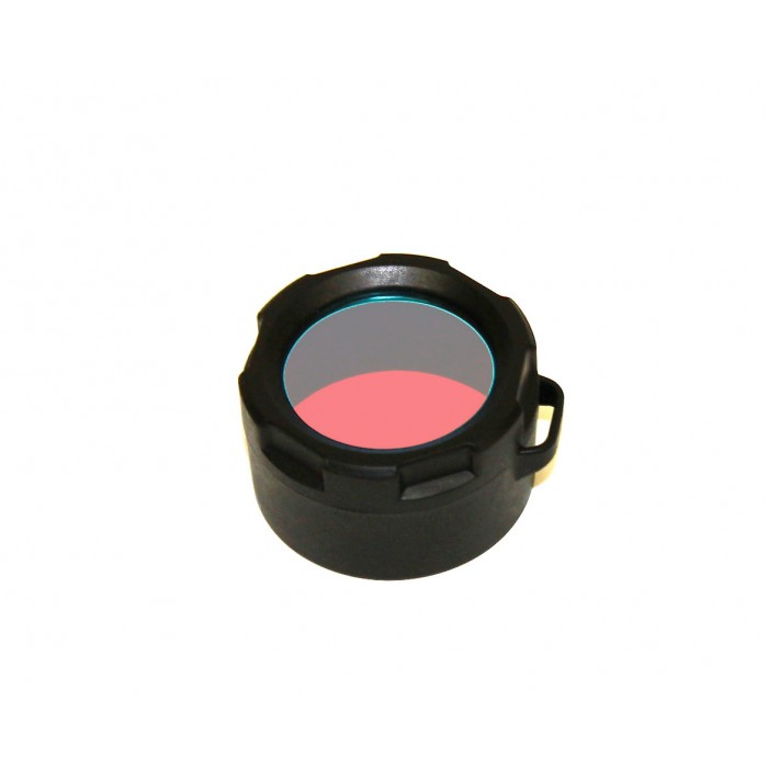 PowerTac Filter for E5 and Cadet Flashlights - Red or Green Options