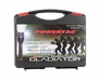 PowerTac Gladiator LED Flashlight 750 Lumens CREE XM-L - Uses 3 x CR123A or 4 x CR123A or 2 x 18650