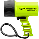 Princeton Tec Shockwave II Dive Light - Incandescent Xenon Bulb - 205 Lumens - Class I Div 2 - Includes 8 x C - Black, Blue or Neon Yellow