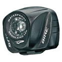 Princeton Tec EOS Bike Light - 1 x Maxbright LED - 105 Lumens - Includes 3 x AAAs - Black