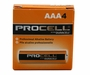 Duracell Procell PC2400 (144PK) AAA 1.5V Alkaline Button Top Batteries - Case of 144