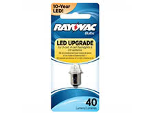 Rayovac 6V LED Replacement Bulb - 40 Lumens - For 4-Cell Lights
