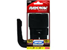 Rayovac Industrial LED Spotlight - 150 Lumen - Includes 4 x C Cells (DIYBEAM-B)