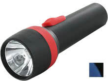 Rayovac Value Bright Economy Flashlight - 9 Lumens - Uses 2 x D - Color May Vary (WHE2D-1D)