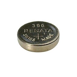 Renata 396 32mAh 1.55V Silver Oxide Coin Cell Battery (396-MP) - Tear Strip