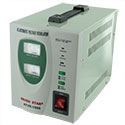 Seven Star Deluxe Automatic Voltage Regulator - Power Converter / Transformer - 1500 watts (ATVR-1500)
