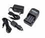 Tenergy 2-bay Smart Charger for RCR123A 3.0V Li-ion Rechargeable Batteries (01208)