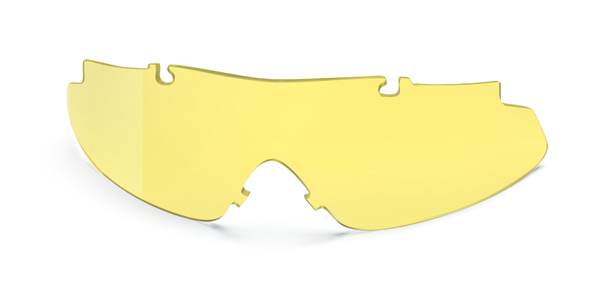Smith Optics - Aegis Eyeshield Replacement Lenses - Yellow Single
