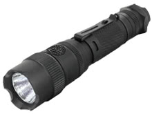 Smith & Wesson M&P 7 Tactical LED Flashlight - 275 Lumens - 1007CREE - Uses 3 x AAA