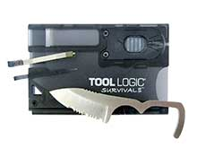 SOG Emergency Card with 7 different tools