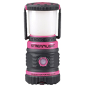 Streamlight Siege AA Pink 44944 Ultra-Compact Floating LED Lantern - White and Red LEDs - 200 Lumens - Uses 3 x AAs