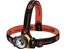 Streamlight 61024 Septor HAZ-LO Div. 1 Headlamp - 7 x 5mm White LEDs - 85 Lumens - Includes 3 x AAA Alkaline Batteries