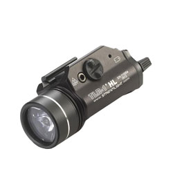 Streamlight TLR-1 IR 69150 LED Pistol Light - 850nm Infrared LED - Picatinny and Glock Rail Mount - Fits Beretta 90two, S&W 99 and S&W TSW - Includes 2 x CR123As