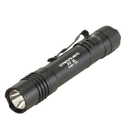 Streamlight ProTac 2L Professional Tactical Flashlight - C4 LED - 260 Lumens - Includes 2 x CR123As (88031)