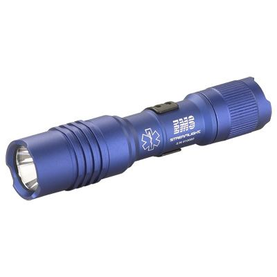 Streamlight ProTac EMS Emergency Medical Services Flashlight - C4 LED - 50 Lumens - Includes 1 x AA (88034)