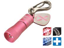 Streamlight Nano Keychain Light - breast cancer light