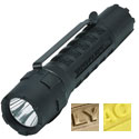 Streamlight PolyTac Tactical Flashlight - C4 LED - 275 Lumens - Includes 2 x CR123As - Black (88850), Coyote (88851) or Yellow (88853)