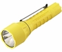 Streamlight PolyTac HP Tactical Flashlight - C4 LED - 275 Lumens - Includes 2 x CR123As - Yellow (88863), Black (88860), or Tan (88861)