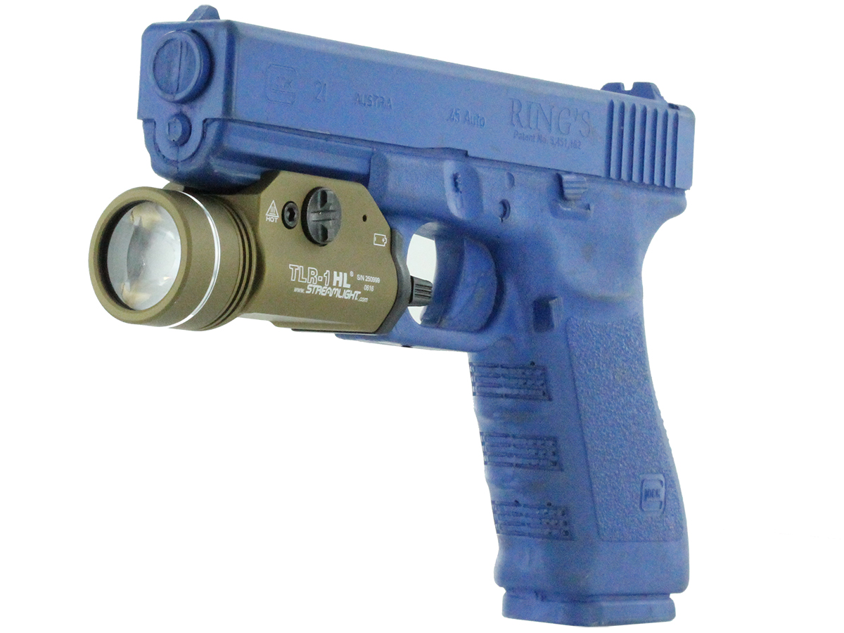 Streamlight TLR-1 HL High-Lumen LED Weapon Light ...