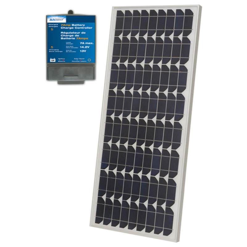 Sunforce 60 Watt Crystalline Solar Panel (37015)