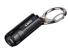 Sunwayman Comet USB Rechargeable Keychain Flashlight