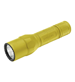 SureFire G2X Tactical LED Flashlight - Single Stage - 320 Lumens - Yellow Finish - Uses 2 x CR123A (G2X-C-YL)