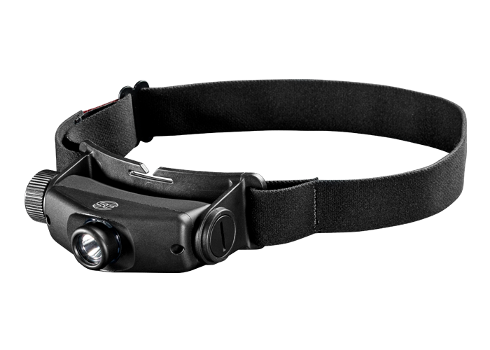 SureFire Maximus Vision Rechargeable Variable-Output LED Headlamp - 450 Lumens - Includes Li-ion Battery Pack (HSW-A-BK)