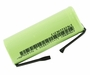 Tenergy 18500 1400mAh 3.7V Protected Lithium Ion (Li-ion) Tabbed Battery - Bulk (30036-1)