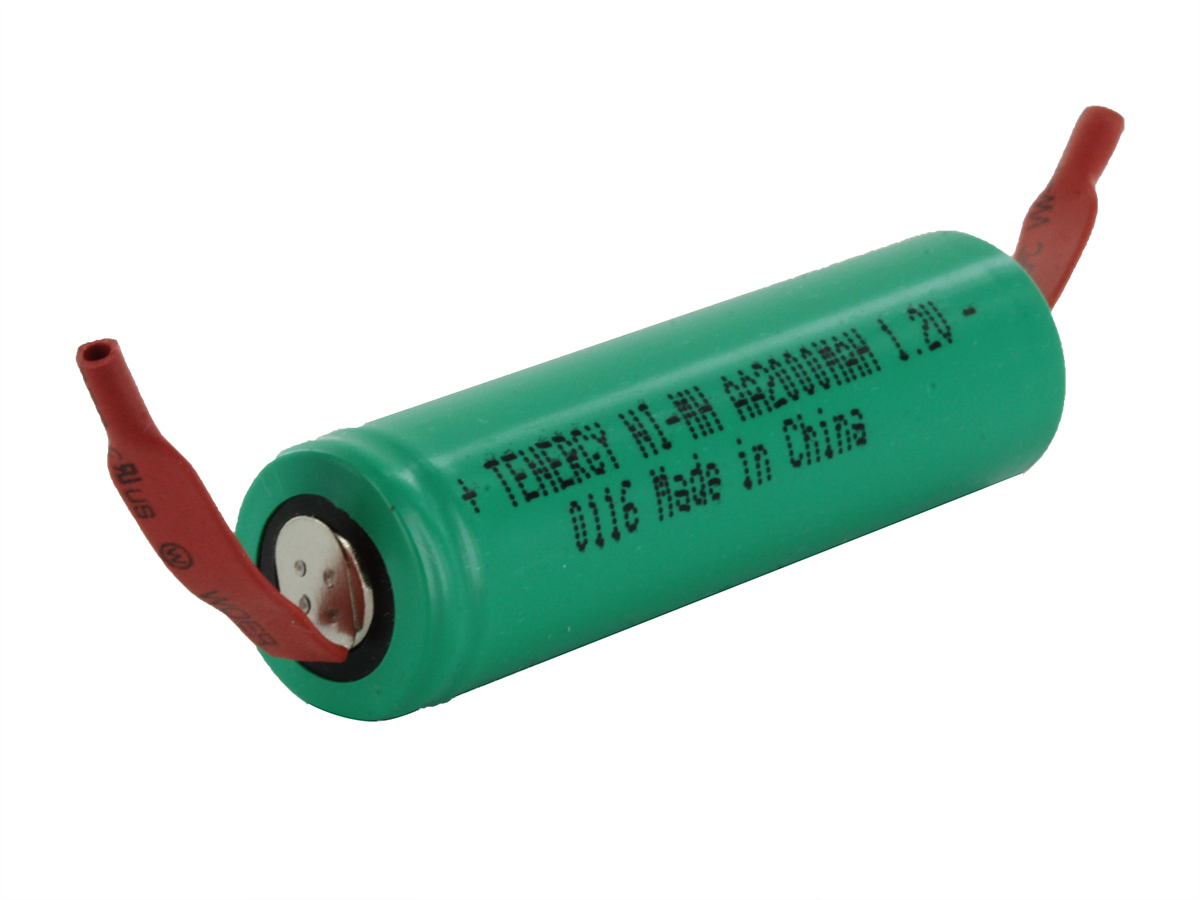 Tenergy 10306-1 AA NiMh Rechargeable Battery