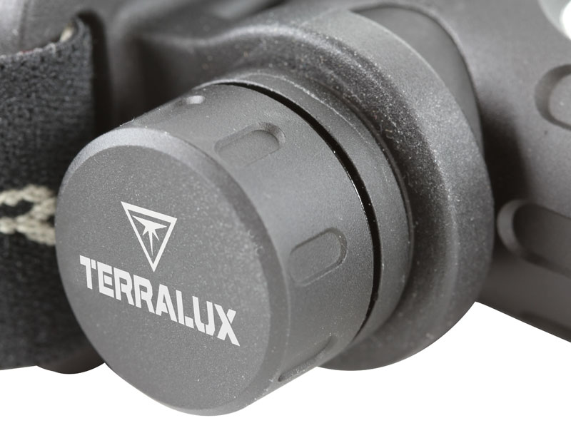 TerraLUX / Lightstar Corp. TLH-10 LED Headlamp - 95 Lumens - Uses 1 x AA Battery  (TLH-10)