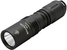 TerraLUX / Lightstar Corp. TT 1 LED Tactical Flashlight 250 Lumens Uses 1 x CR123