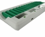 Titanium Innovations MD-1600L 16-Bay Smart Fast Battery Charger with LCD Display - NIMH AA and AAAs - AC 100-240V + DC Adapters