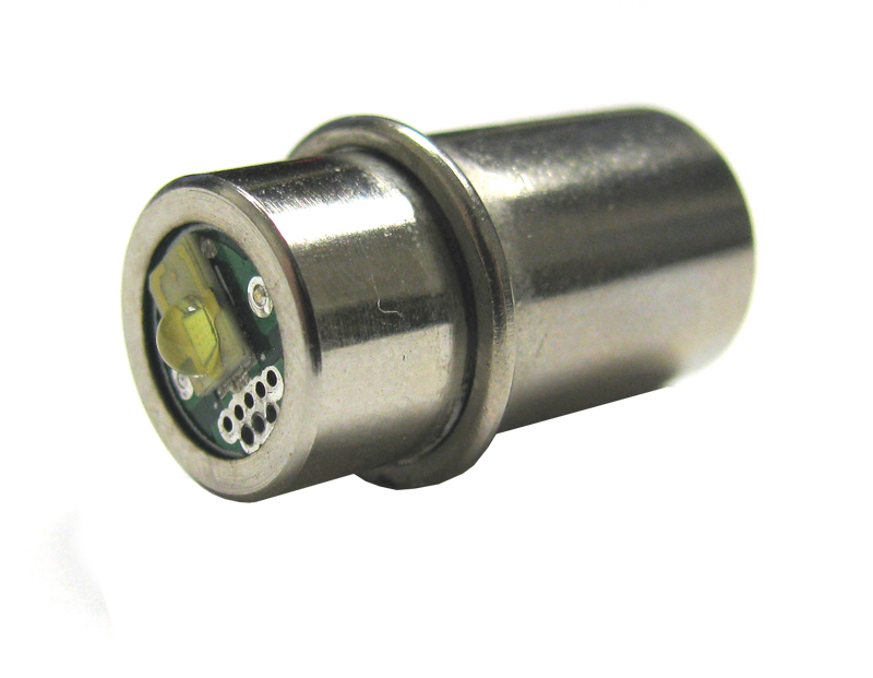 TerraLUX / Lightstar Corp. TLE-6EXBMiniStar5 LED upgrade for  2-3 C/D cell Maglites