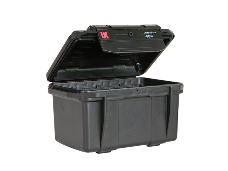 Underwater Kinetics Weatherproof 406 UltraBox - Empty/Black (08204)