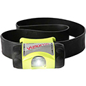 Underwater Kinetics 3AAA eLED Vizion I Headlamp with Rubber Strap - 65 Lumens - Class I Div 1 - Uses 3 x AAAs - Black or Safety Yellow