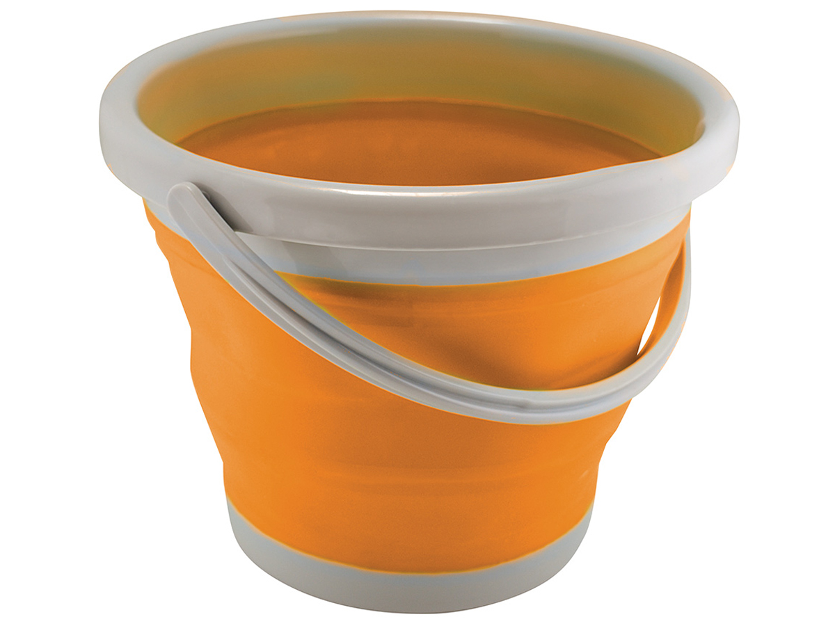 Ultimate Survival Technologies FlexWare Bucket - Heat-Resistant Silicone - FlexWare Bucket (20-02078-08) or FlexWare Bucket 2.0 (UST-20-12267)