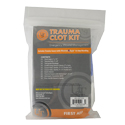 Ultimate Survival Technologies Trauma Clot Kit - Emergency First Aid Kit Wound Treatment (20-02723)