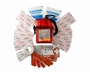 Ultimate Survival Technologies Learn and Live First Aid Kit Combo - Pairs Pocket Guide with Emergency First Aid Kit (20-02747)