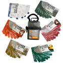 Ultimate Survival Technologies Learn and Live Outdoor Skills Card Set - Includes 5 Pockets Guides for Survival Skills (20-02752)