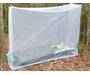 Ultimate Survival Technologies Camp Mosquito Net - Mesh Polyester for Insect Protection - Single or Double Wide - White