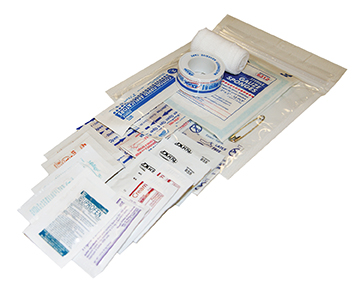 Ultimate Survival Technologies (Marine) 0.5 Survival First Aid Kit - Includes Bandages and Medicine (80-30-1205)